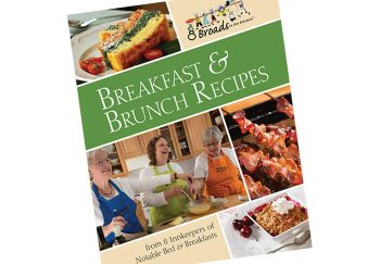 Eight Broads in the Kitchen Cookbook