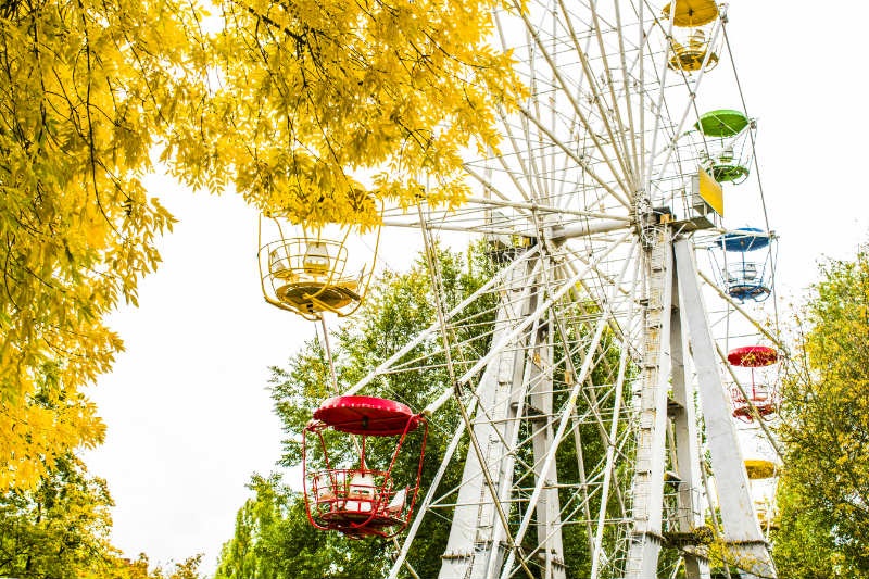 One of the many fun fall fairs in Lancaster County